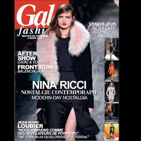 Feuilletez l'édition du jour de Gala Fashion! (2/3/2012)