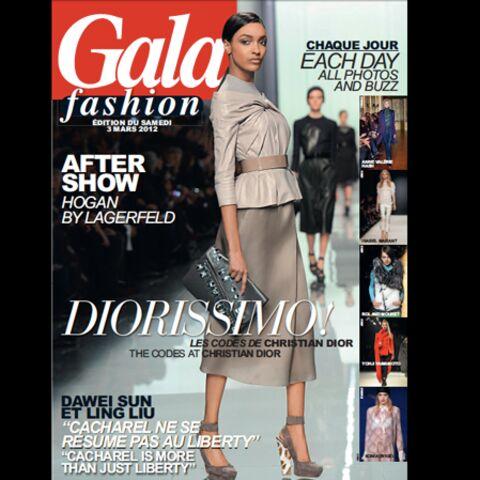 Feuilletez l'édition du jour de Gala Fashion! (3/3/2012)