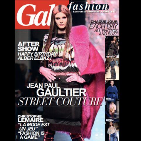 Feuilletez l'édition du jour de Gala Fashion! (4/3/2012)