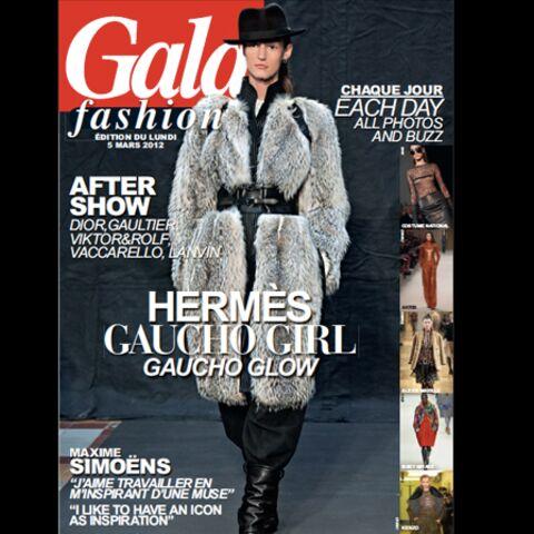 Feuilletez l'édition du jour de Gala Fashion! (5/3/2012)