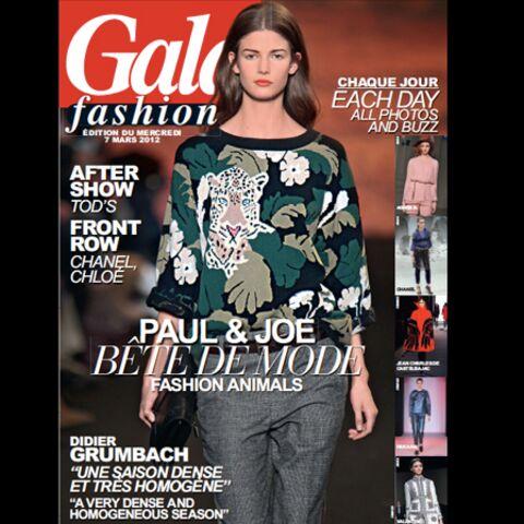 Feuilletez l'édition du jour de Gala Fashion! (7/3/2012)