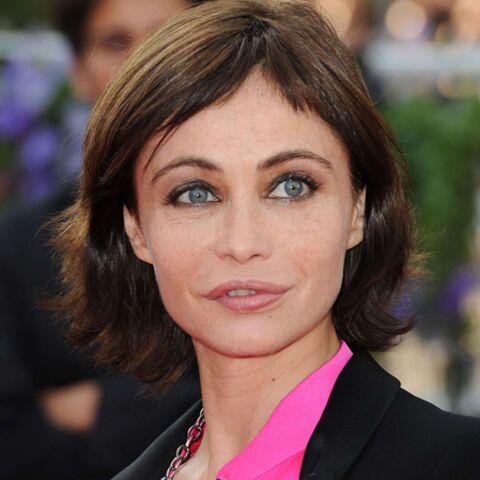 Emmanuelle Béart, présidente du Festival de Deauville