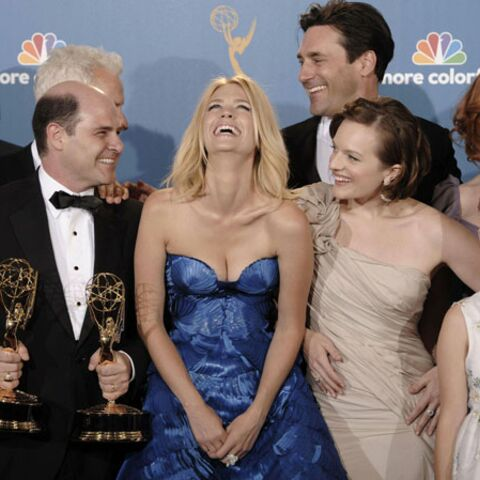 Emmy Awards 2010: Mad Men et Breaking Bad récompensés