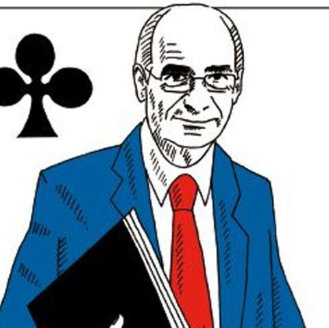 Eric Woerth: valet d'un jeu de cartes!