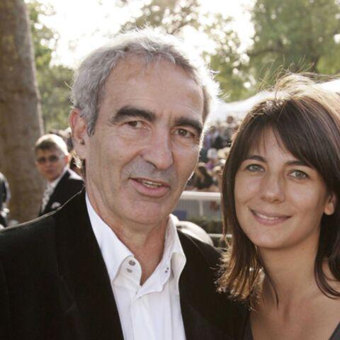 Estelle Denis et Raymond Domenech: enfin à la noce!