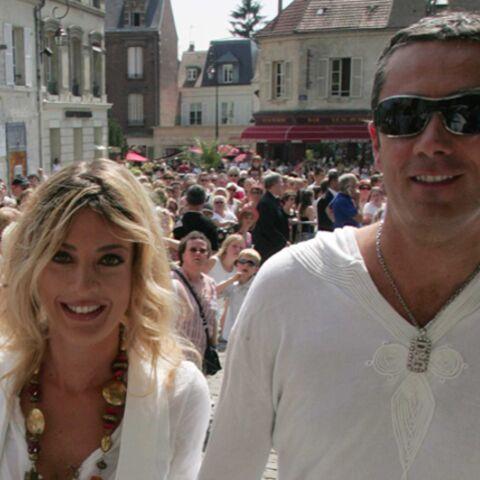 Eve Angeli dira oui à son compagnon en 2008