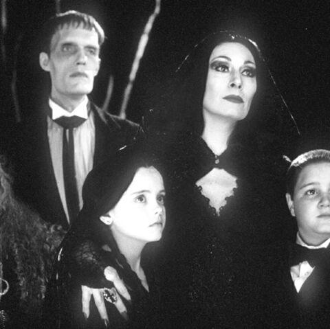 La famille Addams est en deuil, tout est normal