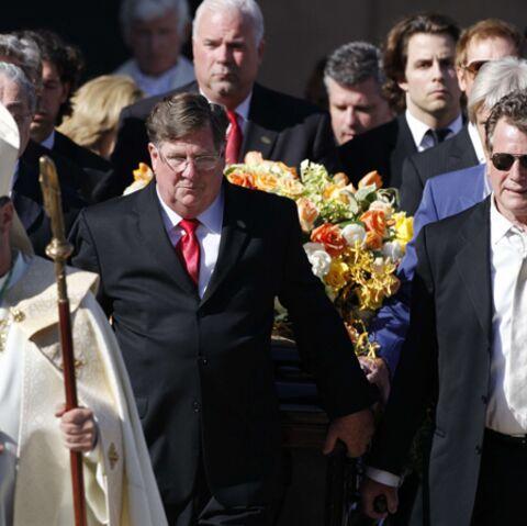 Farrah Fawcett: dernier hommage à Notre-Dame-des-Anges de Los Angeles