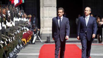 Nicolas Sarkozy plaide au Mexique