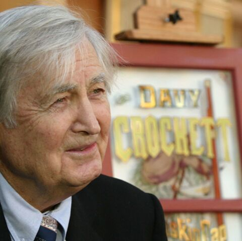VIDEOS- Fess Parker: Davy Crockett est mort