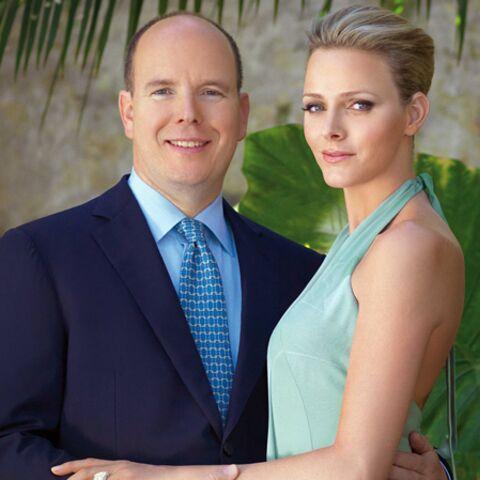 Albert II de Monaco et Charlène, enfin fiancés!