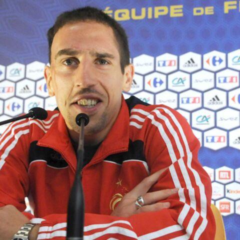 Franck Ribéry sacré meilleur joueur de l'année