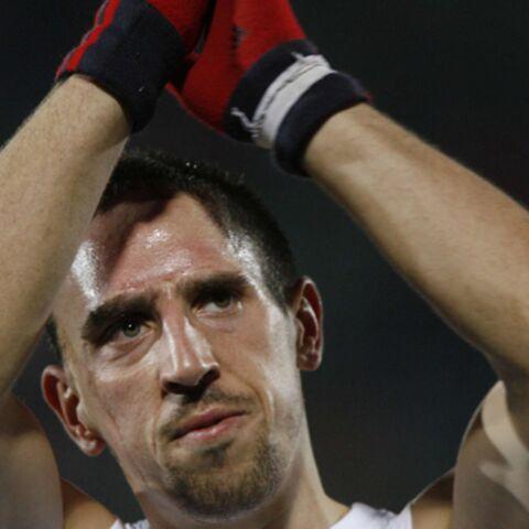 Franck Ribéry réélu joueur de l'année