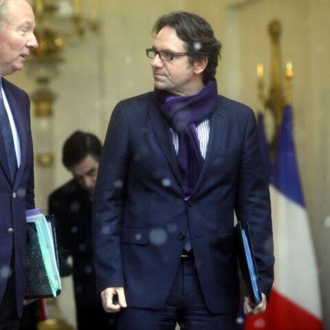 Frédéric Lefebvre s'effondre