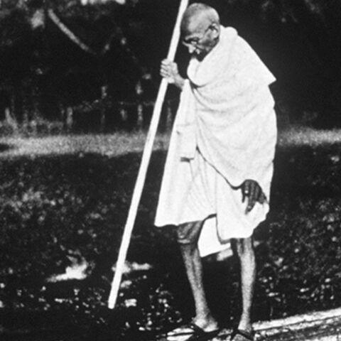 Enchères: Gandhi dépouillé