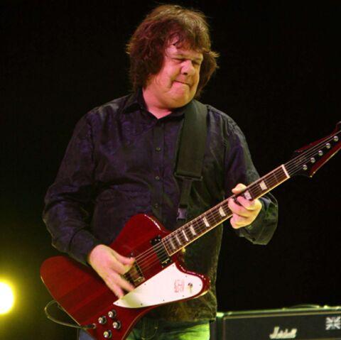 Mort du guitariste Gary Moore