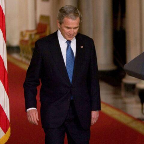 Bye Bush: l'impopulaire Président a fait ses adieux à l'Amérique