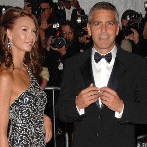 George Clooney est célibataire