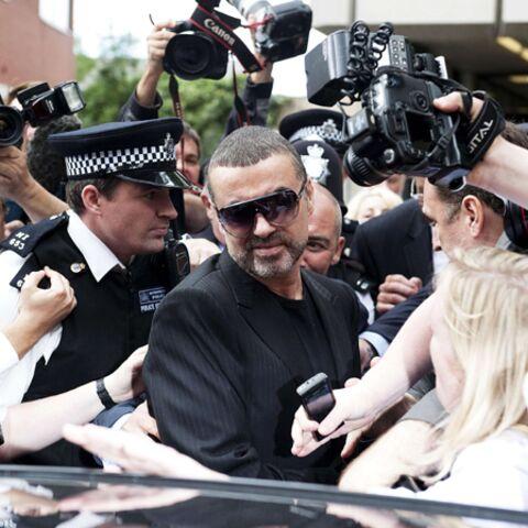 George Michael: son permis lui a été sucré