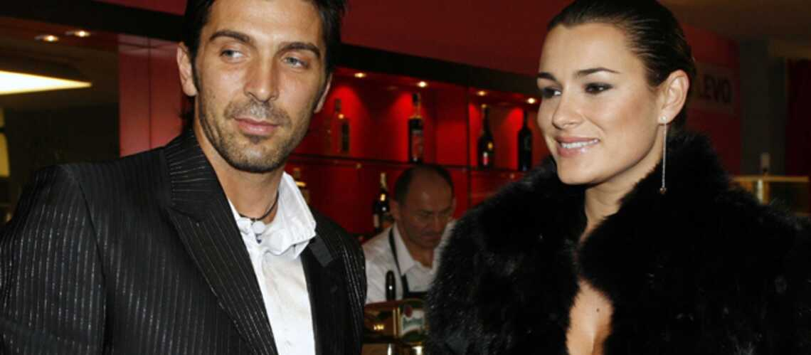 Gianluigi Buffon et Alena Seredova, unis pour la vie
