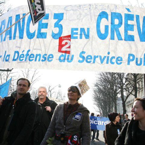 France Télévisions: la grève s'intensifie