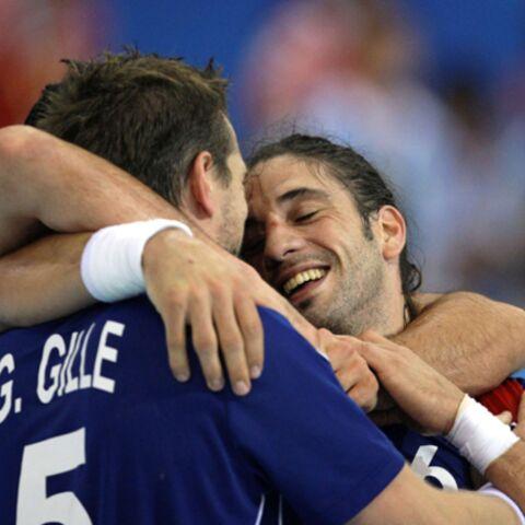 Les handballeurs français vont en finale, à Pékin