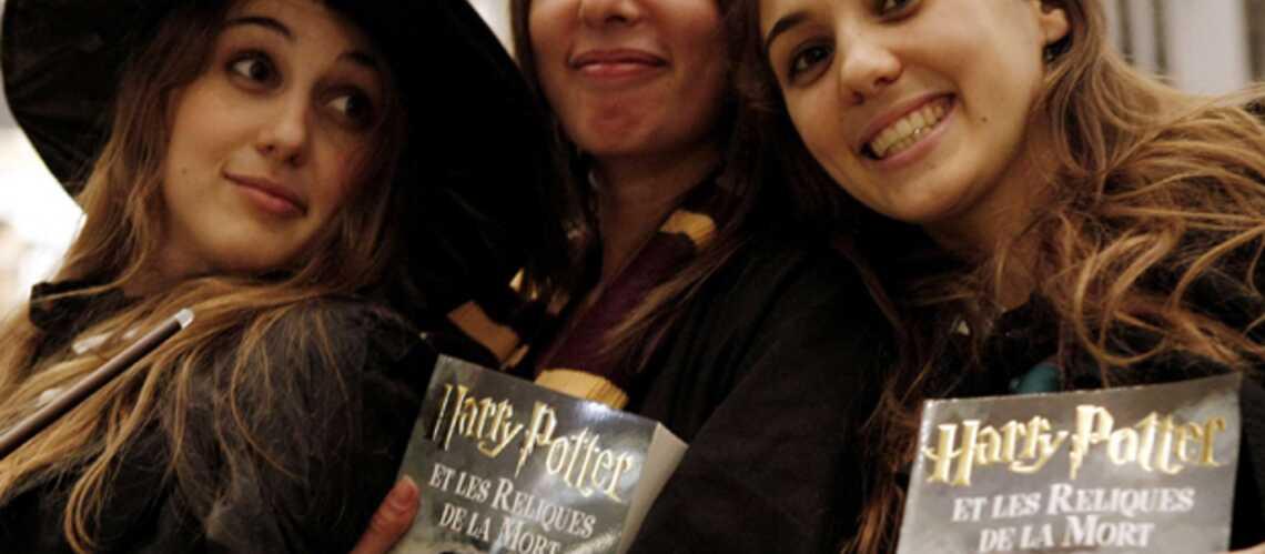 Harry Potter: déjà 1,15 million d'exemplaires vendus en deux jours!