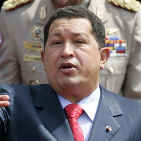 Hugo Chavez annonce la libération de deux otages colombiennes
