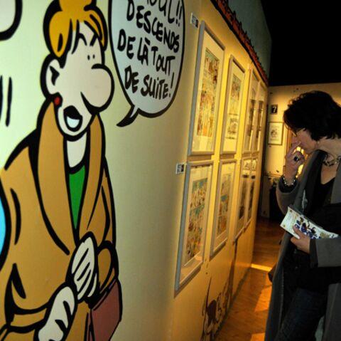 Festival d'Angoulême: il a failli nous manquer des cases
