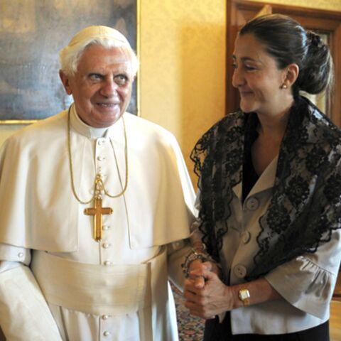 Ingrid Betancourt réalise son rêve
