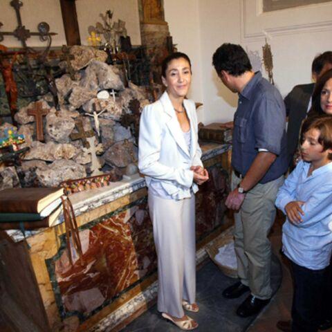 Ingrid Betancourt rencontre le Pape