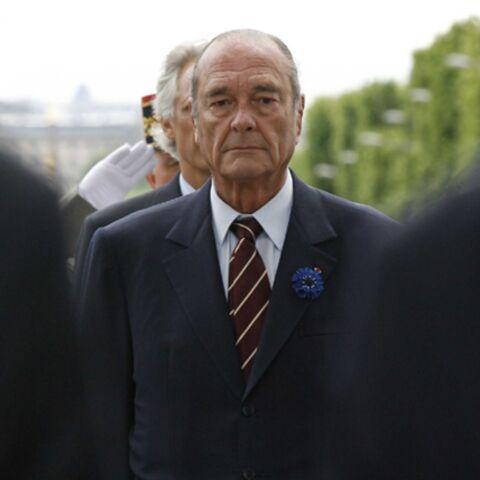 Jacques Chirac devant la justice