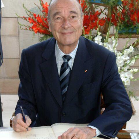 Dans les petits papiers de Jacques Chirac…