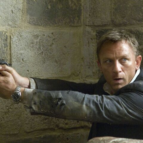Il n'y aura pas de prochain James Bond
