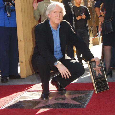 James Cameron sur le Boulevard de la Gloire