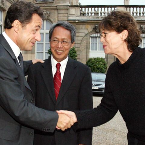 Jane Birkin se mobilise pour la Birmanie