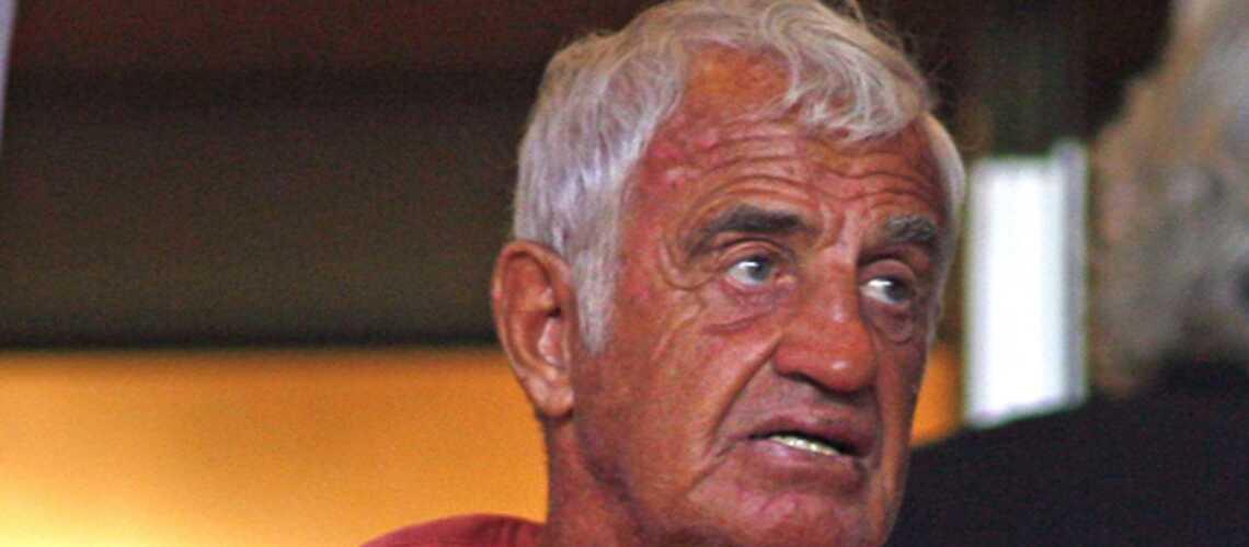 EXCLUSIF- Jean-Paul Belmondo: sa lettre qui accuse la police belge