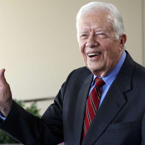 Le haut-le-cœur de Jimmy Carter