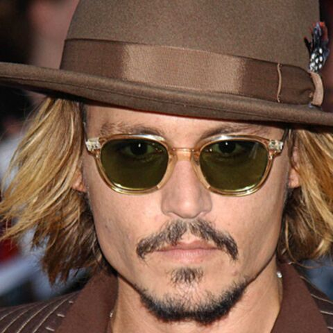 Johnny Depp: son baiser, c'est le paradis!