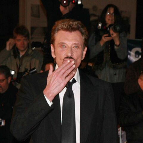 Johnny Hallyday, sa Vengeance à Cannes