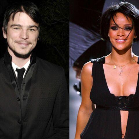 Rihanna, complètement in love de Josh Hartnett