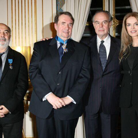 Frédéric Mitterrand décore les stars à tour de bras