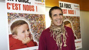 Julien Clerc, parrain du Téléthon 2008