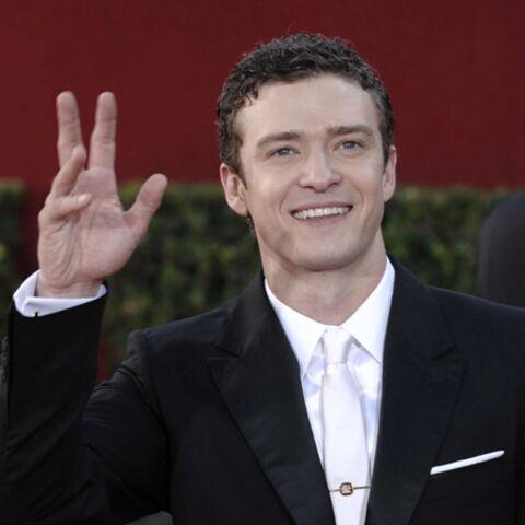 Justin Timberlake ne se laisse pas facilement approcher