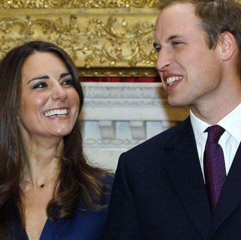 Le gâteau de mariage ultra-romantique de William et Catherine Middleton
