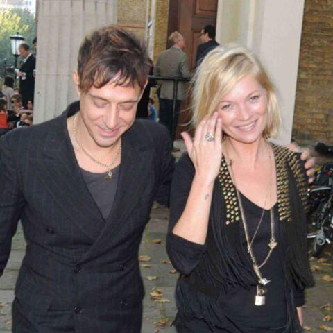 Kate Moss et Jamie Hince, c'est reparti!