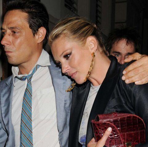 Kate Moss et Jamie Hince: mariage à l'italienne