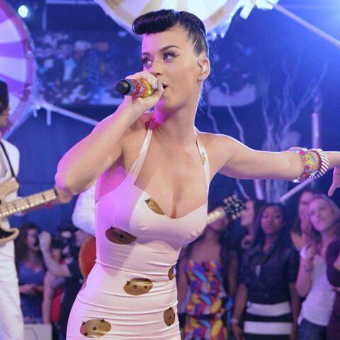 PHOTOS- Katy Perry victime d'un accident à Toronto