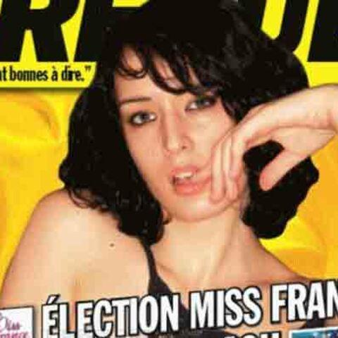 Miss Paris, nue, n'a plus d'écharpe