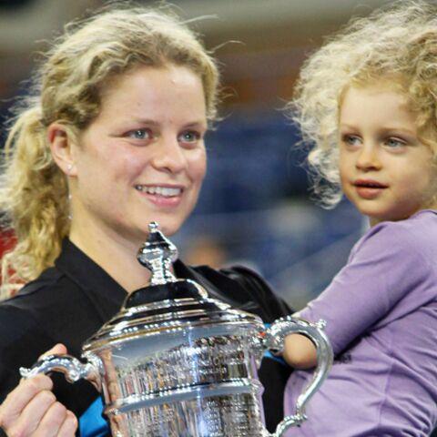 Kim Clijsters: bientôt maman pour la deuxième fois